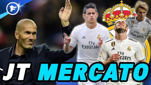 Journal du Mercato : le Real Madrid lance une opération dégraissage d'envergure