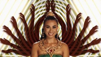 Linda Vidala - Halvt Thai