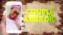 COUPLE ANDROID - La Pompe publique