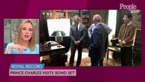 Charles...Prince Charles! Queen's Son Bonds with Daniel Craig Over Cars on Set of 'James Bond'