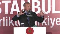 """Erdoğan: """"Haliç artık sirkülasyonu olan temiz bir su haline geldi"""""""