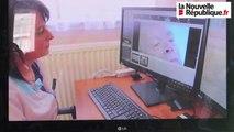 VIDEO. Les résidents de l'Ehpad de Châteauvieux consultent un médecin à distance