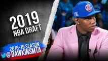 RJ Barrett Joins Chauncey Billups And The Crew - 2019 NBA Draft