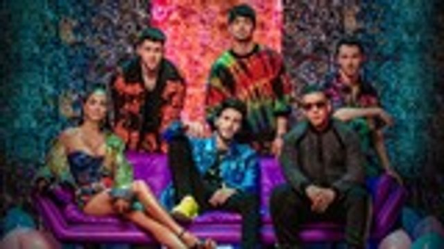 "Sebastian Yatra's ""Runaway"" With Jonas Brothers, Natti Natasha & Daddy Yankee Gets Colorful Video | Billboard News"