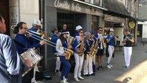 La fête de la musique dans les rues de Quimper