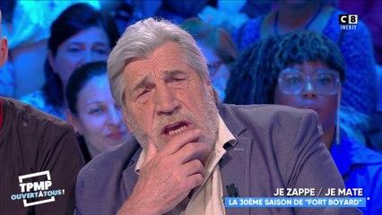"""""""Ils m'ont viré"""", Jean-Pierre Castaldi évoque son départ de Fort Boyard"""