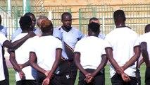 Uganda prepare for AFCON clash with DR Congo