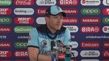 England's Eoin Morgan post loss to Sri Lanka