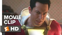 Shazam! Exclusive Movie Clip - A Wizard Made Me Look Like This! (2019)   Movieclips Trailers