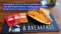 Taco Bell and Panera Pass on Plant-Based Meat Substitutes