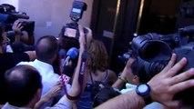 El juicio de Juana Rivas por la supuesta sustracción de sus hijos se inicia hoy con polémica