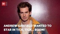 Andrew Garfield Joins A Lin-Manuel Miranda Movie