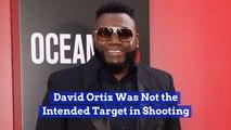 David Ortiz Shooting Update
