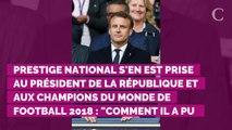 """Geneviève de Fontenay tacle Emmanuel Macron et les Bleus : """"On..."""
