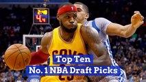 A Look At Previous NBA Draft Picks