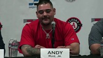 (Subtitled) 'The first thing I bought was a car for my mum' Andy Ruiz