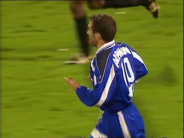 19/11/99 : Shabani Nonda (26') : Rennes - Troyes (2-2)