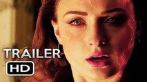 X-MEN: DARK PHOENIX Official Trailer 2 (2019) Jennifer Lawrence, Evan Peters Movie HD