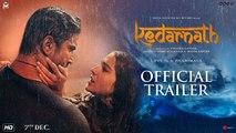 Kedarnath - Full Movie Trailer in HD - 1080p
