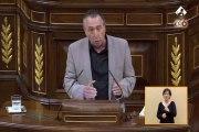 "Baldoví a Rajoy: Su fiesta ""terminó"""