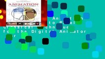 Full E-book  Animation from Pencils to Pixels: Classical Techniques for the Digital Animator  For