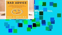 Full version  Bad Advice: Or Why Celebrities, Politicians, and Activists Aren t Your Best Source