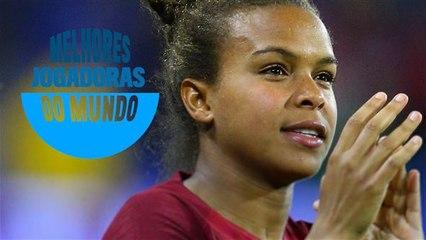 Melhores jogadoras do mundo:  Nikita Parris