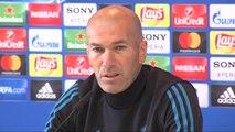 """Zidane: """"Nadie nos puede decir que tenemos menos hambre que los demás"""""""