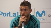 """Sergio Ramos: """"Reivindicarnos por tercer año consecutivo sería un sueño"""""""