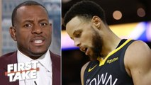 Steph Curry gets undeserved hate from other players, media – Andre Iguodala - First Take