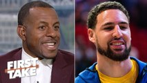 Klay Thompson could return in February for another title run - Andre Iguodala - First Take