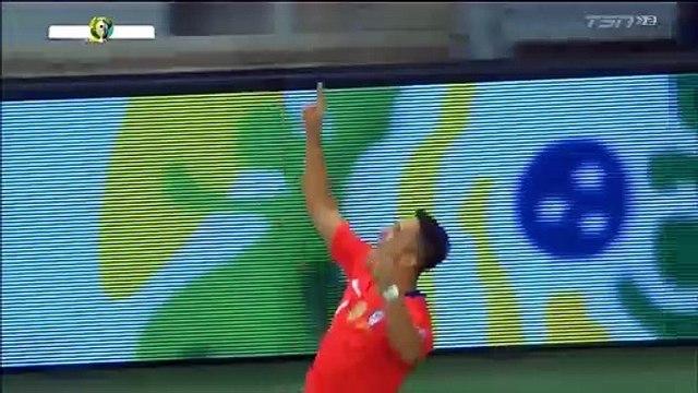 Ecuador 1-2 Chile - Alexis Sánchez