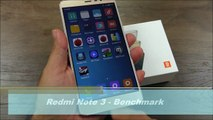 Redmi Note 3 Benchmark (Retail Version - India)