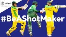 Oppo -BeAShotMaker - Australia vs Bangladesh - Shot of the Day - ICC Cricket World Cup 2019