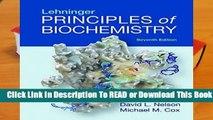 Online Lehninger Principles of Biochemistry  For Trial