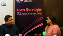 Interaction with Motorola MD