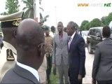 Conflit à Béoumi: : Le Médiateur Adama Toungara au chevet des victimes un mois après