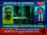 Anubhav Sinha's film Article 15, starring Ayushmann Khurrana against upper castes?