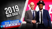 Coby White Selected 7th Overall By Chicago Bulls - 2019 NBA Draft