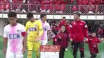Consadole Sapporo beat Sagan Tosu 3-1 in the J League