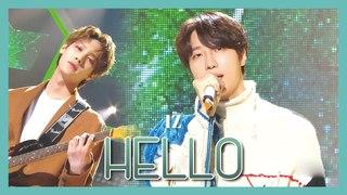 [HOT] IZ - Hello, 아이즈 - 안녕 Show Music core 20190622