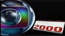 Globo SP saindo do ar (08-01-2001)