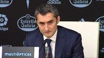 """Valverde y las rotaciones en Liga: """"Era el momento de asumir riesgos pensando en la Copa"""""""