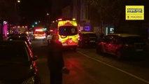 Hallan a un hombre muerto con varias puñaladas en plena calle en Madrid