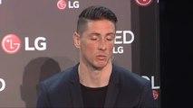 Fernando Torres anuncia que dejará el Atlético de Madrid a final de temporada