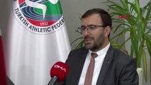 SPOR Atletizm Federasyonu Başkanı Fatih Çintimar: Hedefimiz 40 kotayı geçmek