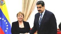 Venezuela should release jailed opponents: UN rights chief