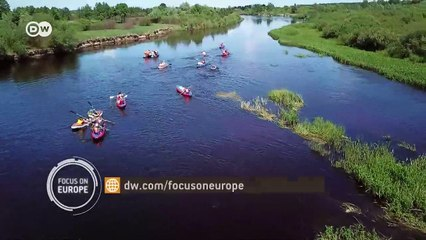 Belarus: E40 Inland Waterway an ecological threat? | Focus on Europe
