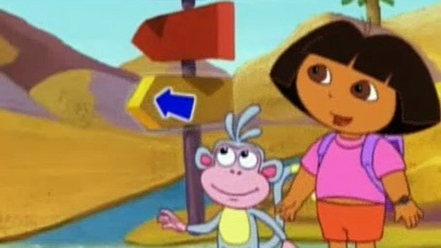 Dora the Explorer Season 1 Episode 8 - Beaches