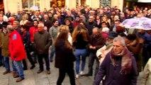 Los pensionistas salen de nuevo a las calles de Vigo para reclamar subidas dignas